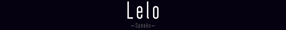 Lelo Speaks
